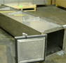 Fabrication of Stainless Steel Under-Frame Storage Box for the Truck Trailer Industry